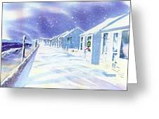 Provincetown Winter Greeting Card