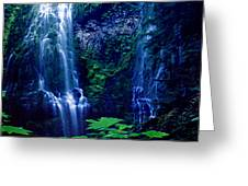 Proxy Waterfalls Greeting Card
