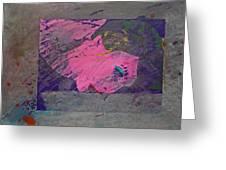 Psycho Warhol Greeting Card