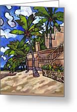 Puerto Vallarta Landscape Greeting Card