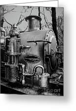 Puffing Billy II Greeting Card
