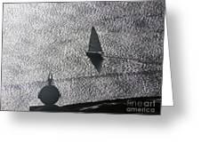 Puget Sound 3 Greeting Card