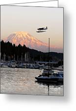 Puget Sound Landing Greeting Card
