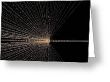 Pulsar Greeting Card