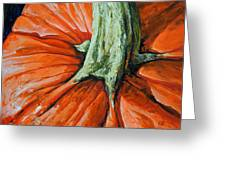 Pumpkin3 Greeting Card