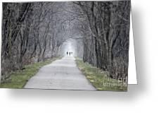 Pumpkinvine Trail December 2015 Greeting Card