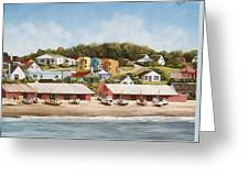 Punta Del Diablo 2 Greeting Card