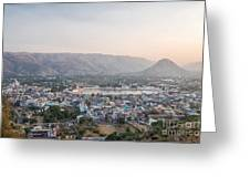 Pushkar Greeting Card
