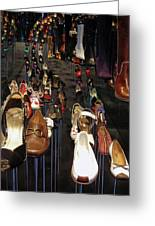 Put Your Shoes ... Greeting Card