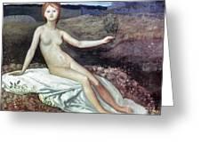 Puvis De Chav: Lesperance Greeting Card