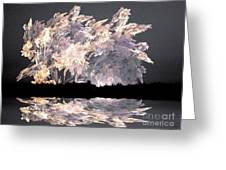 Pyroclastics Greeting Card