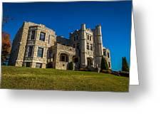 Pythian Castle #1 Greeting Card
