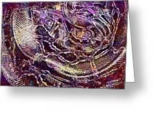 Python Snake Wildlife Animal  Greeting Card