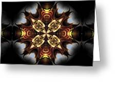 Quadrants 172067 Greeting Card