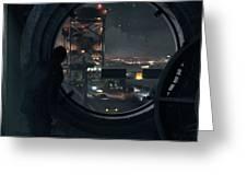 Quantum Break Greeting Card