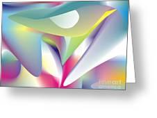 Quantum Landscape 5 Greeting Card