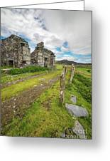 Quarry Cottage  Greeting Card