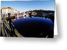 Quay Side 1 Greeting Card