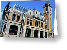 Quebec City 50 Greeting Card