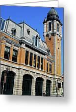 Quebec City 51 Greeting Card