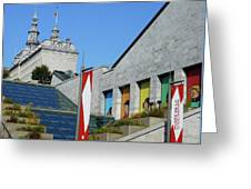 Quebec City 53 Greeting Card