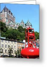 Quebec City 57 Greeting Card