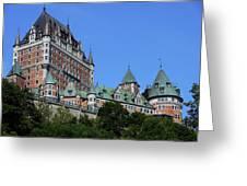 Quebec City 59 Greeting Card