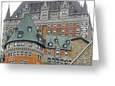 Quebec City 65 Greeting Card