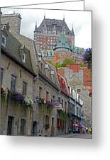Quebec City 67 Greeting Card