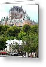 Quebec City 69 Greeting Card