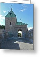 Quebec City 73 Greeting Card