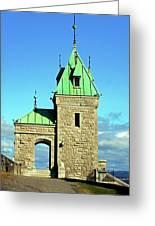 Quebec City 74 Greeting Card