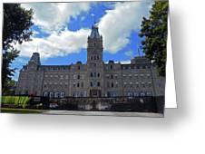 Quebec City 79 Greeting Card