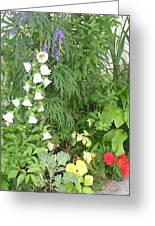 Quebec Garden 2 Greeting Card