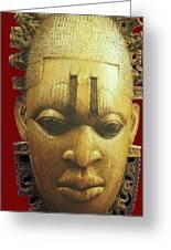 Queen Idhia Greeting Card