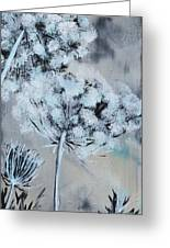 Queen's Lace 2 Greeting Card