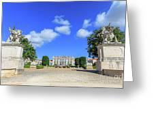 Queluz Palace Sintra Greeting Card