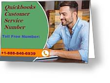 Resolve Common Issues On Quickbooks Bank Reconciliation Greeting Card