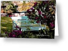 Quiet And At Peace Greeting Card