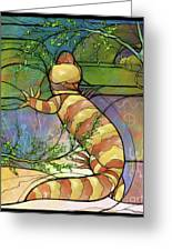 Quiet As A Mouse Greeting Card