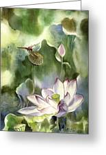 Quiet Beauty Greeting Card