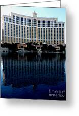 Quiet Bellagio Greeting Card