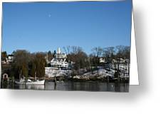 Quiet Harbor Greeting Card