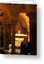 Quiet Prayers Greeting Card