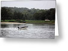 Quiet River Greeting Card