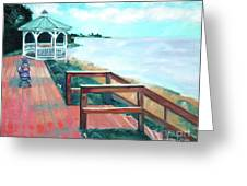 Quiet Waters Park Greeting Card