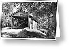 Quinlan Bridge Greeting Card