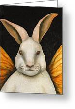 Rabbit Fairy Greeting Card