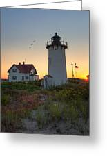 Race Point Lighthouse 2015 Greeting Card