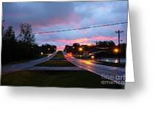 Radcliff Kentucky Morning Greeting Card